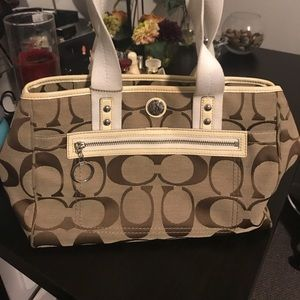 Coach bag good condition